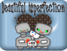 Beautiful Imperfection- Blog Button