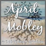 Blog button- background is April's painting