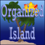 Organized Island Button