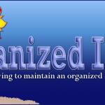 Organized Island Header