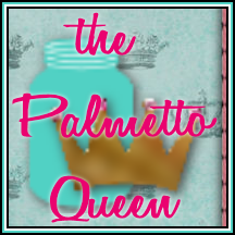The Palmetto Queen- Blog Button