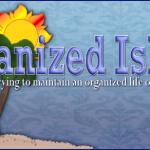 Organized Island Email Signature