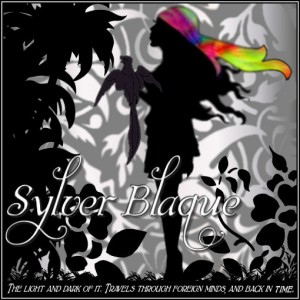 Sylver Blaque Logo/ Blog Button
